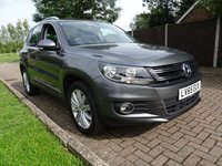 USED 2015 65 VOLKSWAGEN TIGUAN 2.0 MATCH EDITION TDI BMT 4MOTION DSG 5d AUTO 148 BHP