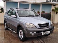 2005 KIA SORENTO 2.5 XS CRDI 5d 139 BHP £2695.00