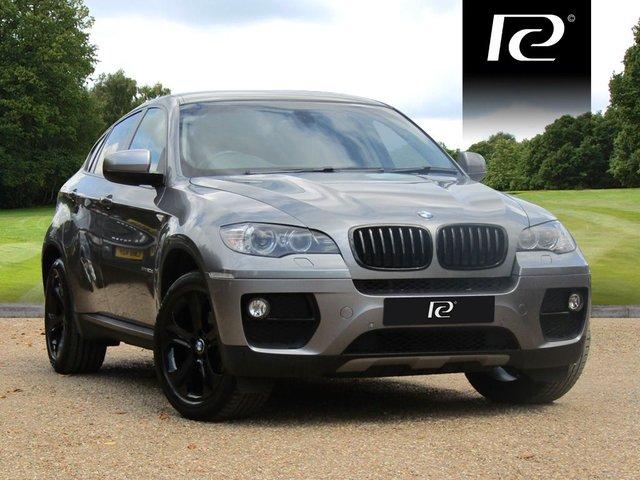 2013 63 BMW X6 3.0 XDRIVE30D 4d AUTO 241 BHP