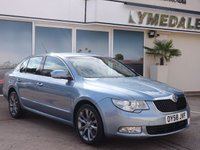 2008 SKODA SUPERB 2.0 SE TDI CR 5d 170 BHP £2195.00