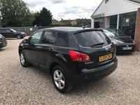 USED 2009 09 NISSAN QASHQAI 1.6 TEKNA PAN ROOF & BLUETOOTH