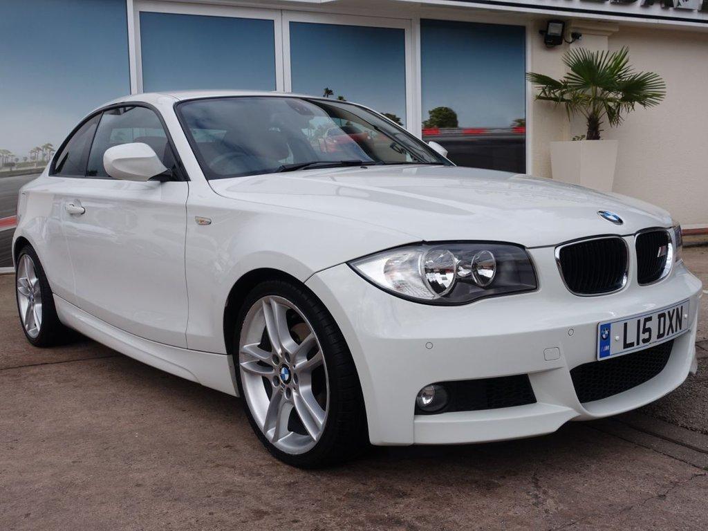 USED 2010 60 BMW 1 SERIES 2.0 120I M SPORT 2d 168 BHP