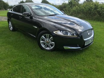 2014 JAGUAR XF 2.2 D LUXURY 4d AUTO 163 BHP £11450.00