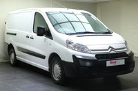 USED 2010 60 CITROEN DISPATCH 1.6 1200 L2H1 LWB HDI 90 1d 89 BHP ALLOYS+AIR CON+AUDIO PLAYER
