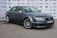 2007 AUDI A4 4.2 RS4 QUATTRO 4d 420 BHP £14995.00