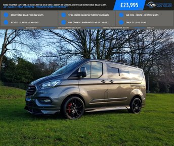 Used Ford vans in Manchester from Manchester Van Sales