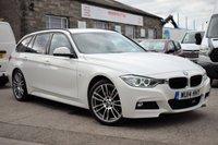 2014 BMW 3 SERIES 2.0 320D XDRIVE M SPORT TOURING 5d 181 BHP £13695.00