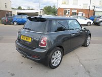 USED 2011 61 MINI HATCH COOPER 1.6 COOPER S 3d AUTO 184 BHP