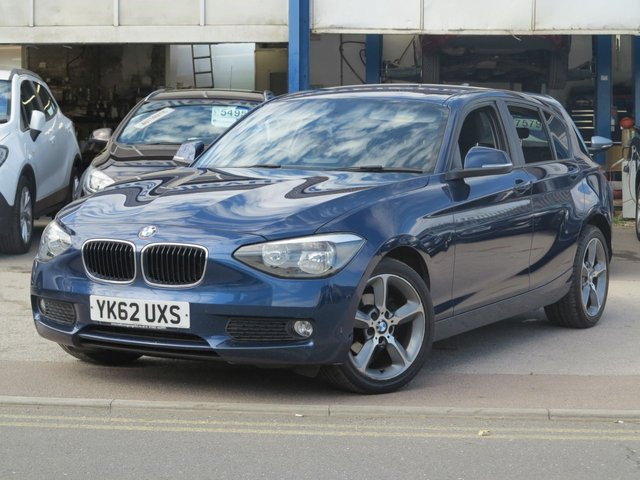 USED 2012 62 BMW 1 SERIES 2.0 116D SE 5d 114 BHP