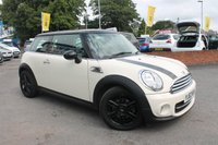 USED 2013 63 MINI HATCH COOPER 1.6 COOPER D BAKER STREET 3d 110 BHP EXCELLENT SERVICE HISTORY - ONLY 2 OWNERS - LIMITED EDITION MODEL