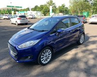 USED 2016 66 FORD FIESTA 1.0 TITANIUM X NAVIGATOR ECOBOOST (125PS) THIS VEHICLE IS AT SITE 1 - TO VIEW CALL US ON 01903 892224