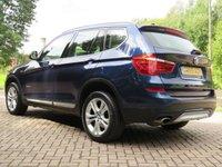 USED 2015 65 BMW X3 2.0 XDRIVE20D XLINE 5d 188 BHP