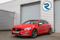 2015 VOLVO V60 2.0 D3 R-DESIGN NAV 5d 148 BHP £9700.00