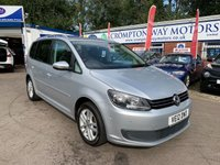 USED 2012 12 VOLKSWAGEN TOURAN 1.6 SE TDI 5d 106 BHP 0%  FINANCE AVAILABLE ON THIS CAR PLEASE CALL 01204 393 181