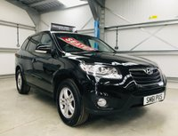 2011 HYUNDAI SANTA FE 2.2 STYLE CRDI 4WD 194 BHP 7 SEATS only 57000 miles with fsh £8495.00