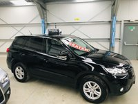 USED 2011 61 HYUNDAI SANTA FE 2.2 STYLE CRDI 4WD 194 BHP 7 SEATS only 57000 miles with fsh