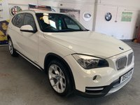 USED 2013 13 BMW X1 2.0 XDRIVE18D XLINE 5d 141 BHP