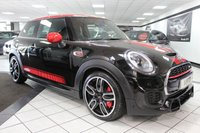 2015 MINI HATCH 2.0 JOHN COOPER WORKS AUTO 230 BHP £14925.00