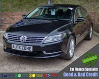 USED 2014 14 VOLKSWAGEN CC 2.0 TDI BLUEMOTION TECHNOLOGY 4d 138 BHP