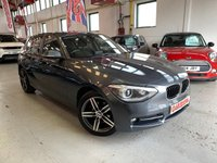 USED 2015 64 BMW 1 SERIES 1.6 116I SPORT 5d 135 BHP