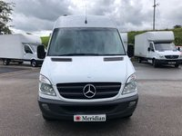 USED 2013 62 MERCEDES-BENZ SPRINTER 316 WHEELCHAIR ACCESS VEHICLE MWB 160PS *IDEAL CAMPER CONVERSION*