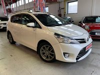 USED 2013 63 TOYOTA VERSO 2.0 EXCEL D-4D 5d 122 BHP