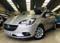 USED 2016 65 VAUXHALL CORSA 1.4 DESIGN 5 DOOR only 22000 miles with FSH
