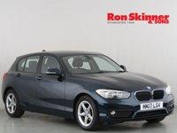 USED 2017 17 BMW 1 SERIES 1.5 116D ED PLUS 5d 114 BHP