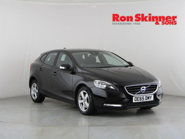 View our 2015 65 VOLVO V40 2.0 T2 ES 5d 120 BHP