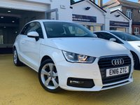 USED 2016 16 AUDI A1 1.4 TFSI SPORT 3d 123 BHP AVAILABLE FOR ONLY £219 PER MONTH WITH £0 DEPOSIT!