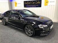 USED 2016 16 AUDI A5 1.8 TFSI S LINE 3d 175 BHP