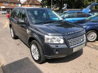 USED 2008 58 LAND ROVER FREELANDER 2.2 TD4 HSE 5d 159 BHP COLOUR SAT NAV, FULL LEATHER, ELECTRIC SUNROOF, FULL HISTORY SUPPLIED WITH A NEW MOT