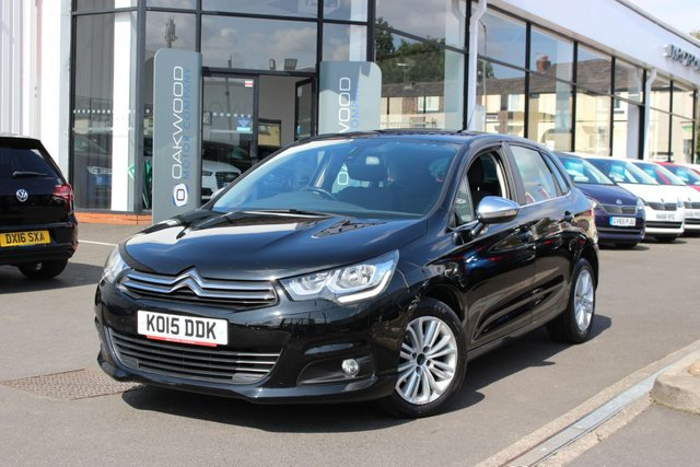 USED 2015 CITROEN C4 1.6 BlueHDi Flair 5dr