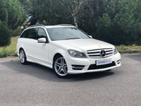 USED 2013 62 MERCEDES-BENZ C CLASS 2.1 C250 CDI BLUEEFFICIENCY AMG SPORT 5d One Former Keeper | Sat Nav