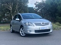 USED 2011 11 TOYOTA AURIS 1.6 SR VALVEMATIC 5d One Former Keeper | FTSH