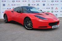 2010 LOTUS EVORA 3.5 V6 4 2d 276 BHP £25850.00