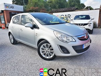 View our 2012 12 VAUXHALL CORSA 1.4 SE 5d 98 BHP