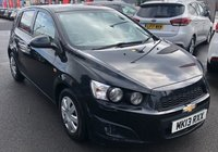 USED 2013 13 CHEVROLET AVEO 1.2 LS 5d 86 BHP * ONE OWNER - FULL HISTORY *