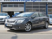 USED 2009 59 TOYOTA AVENSIS 1.8 TR VALVEMATIC 4d 145 BHP