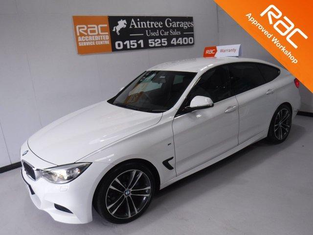 2015 BMW 3 Series 320d M Sport Gran Turismo £15,500