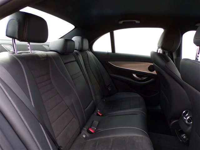 USED 2017 17 MERCEDES-BENZ E CLASS 2.0 E 220 D AMG LINE 4d AUTO 192 BHP 30POUNDTAX HEATEDSEATS SAT NAV