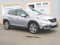 """USED 2016 66 PEUGEOT 2008 1.6 BLUE HDI ALLURE 5d 100 BHP 17"""" Alloys, i Connect, Bluetooth, Parking Sensors"""