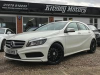 USED 2013 13 MERCEDES-BENZ A CLASS A180 CDI AMG SPORT, £20 TAX!