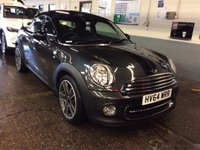USED 2014 64 MINI COUPE 1.6 COOPER 2d AUTO 120 BHP