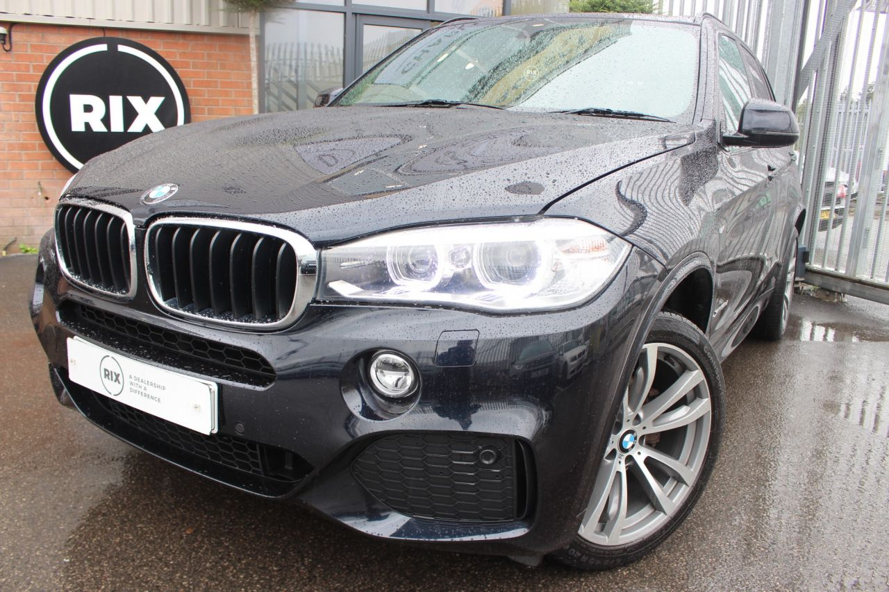 Used BMW X5 for sale
