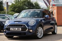 2014 MINI HATCH COOPER 2.0 COOPER S 3d 189 BHP £10995.00