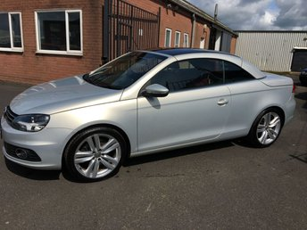 2012 VOLKSWAGEN EOS 2.0 SPORT TDI BLUEMOTION TECHNOLOGY 2d 139 BHP £6995.00