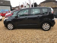 USED 2009 59 CITROEN C3 PICASSO 1.6 PICASSO VTR PLUS HDI 5d 90 BHP IDEAL VEHICLE FOR THE FAMILY VERY SPACIOUS: