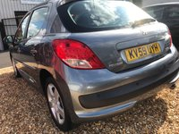 USED 2009 59 PEUGEOT 207 1.6 SPORT HDI 5d 90 BHP A NICE CLEAN AND WELL SERVICED CAR: