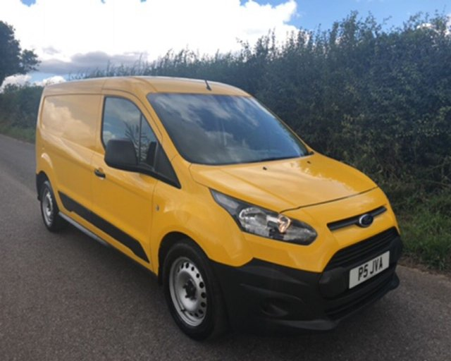2015 P FORD TRANSIT CONNECT 240 P/V